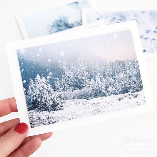 Karte-Winterzauber