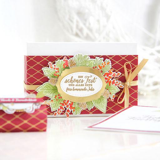 wunderbare weihnachtszeit-box