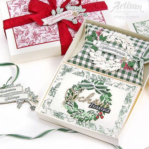 Geschenkset-Landhausweihnacht