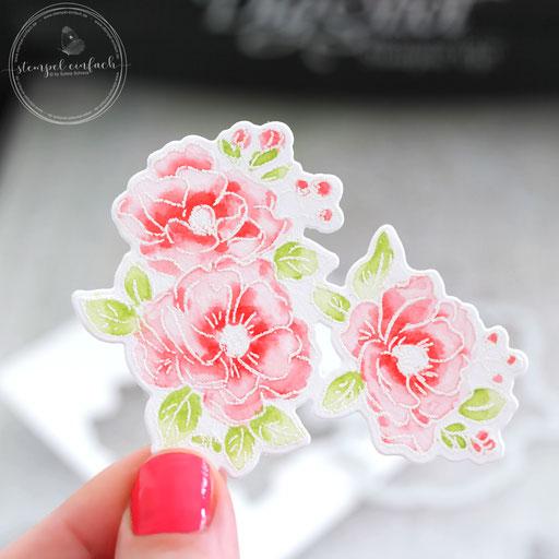 Blumen kolorieren