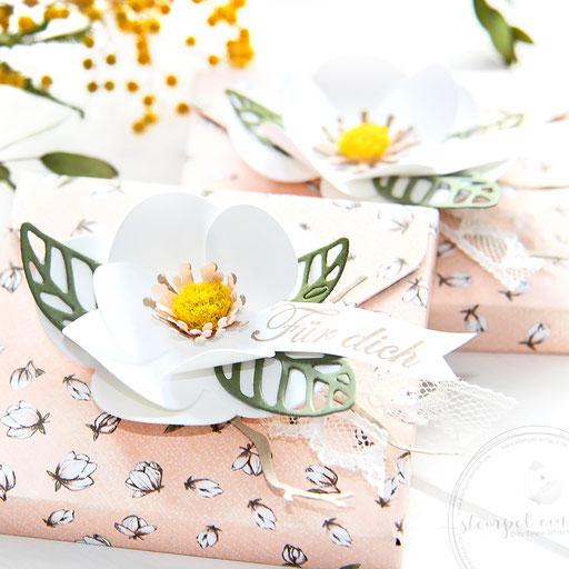 Magnolien Verpackungen