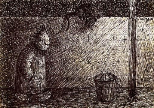 Les promenades de Philéas finissent au bout de la nuit