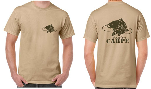 tee-shirt carpiste