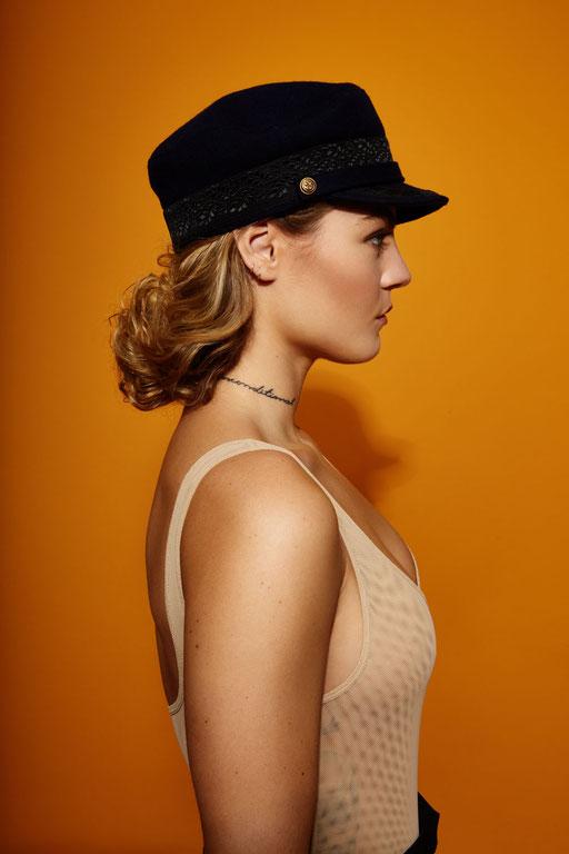 Photographer: Janine Marold   Model: Rebecca