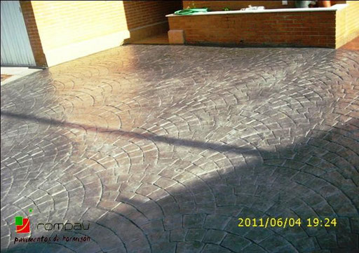 pavimentos de hormigon aranjuez