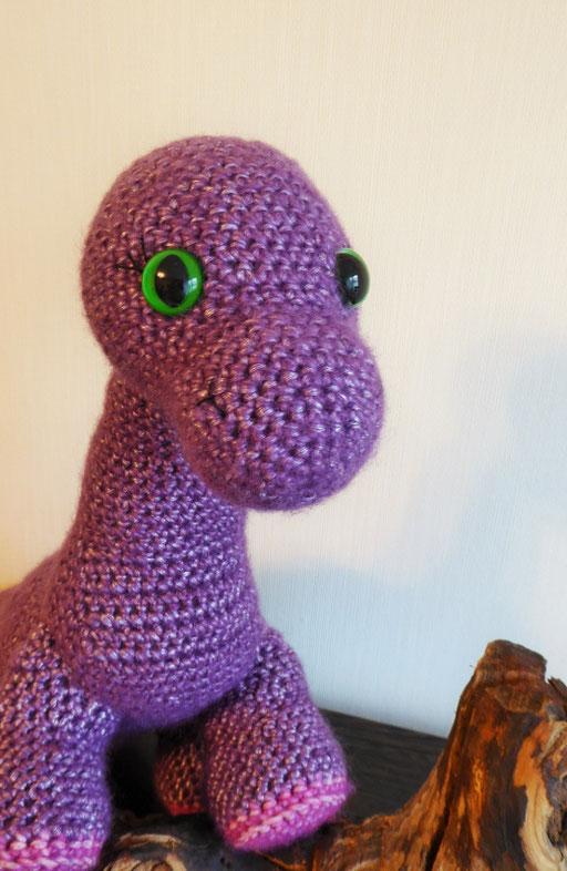 Crochet Amigurumi Dinosaur Free Patterns | Schemi di animali all'uncinetto,  Uncinetto gratis, Uncinetto amigurumi | 786x512