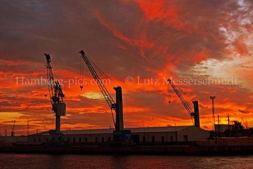 Hamburger Hafen - 10