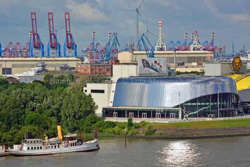 Hamburger Hafen - 135