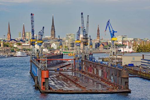 Hamburger Hafen - 154