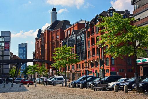 stilwerk/Grosse Elbstrasse,unmittelbar westlich des Fischmarktes