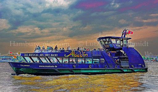 Hamburger Hafen - 75