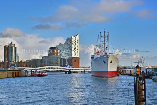 Hamburger Hafen - 85
