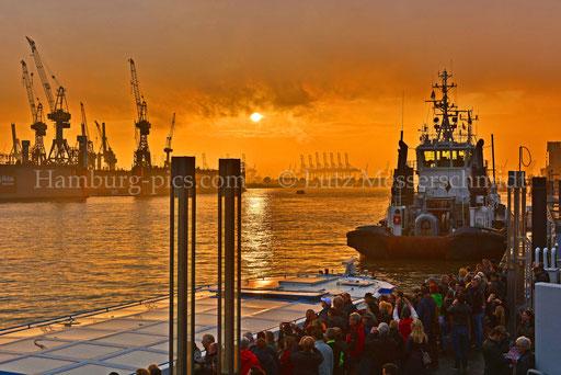 Hamburger Hafen - 37