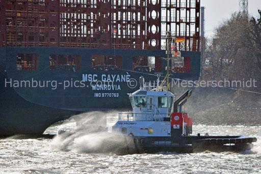 Hamburger Hafen - 172