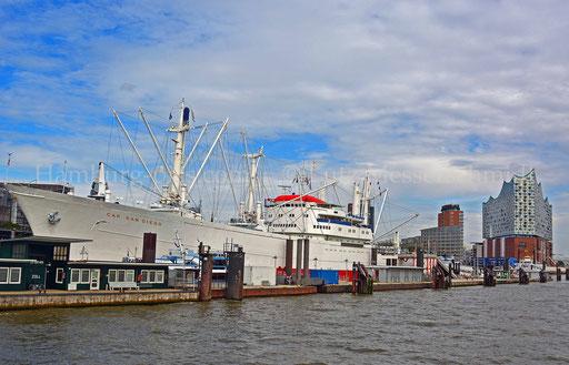 Hamburger Hafen - 71