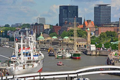 Hamburger Hafen - 143
