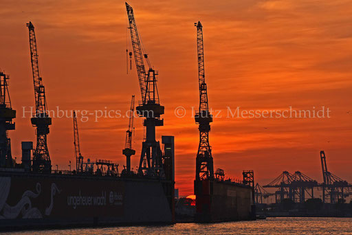 Hamburger Hafen - 44