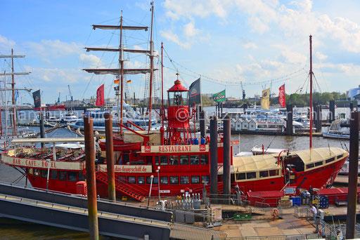 Hamburger Hafen - 184