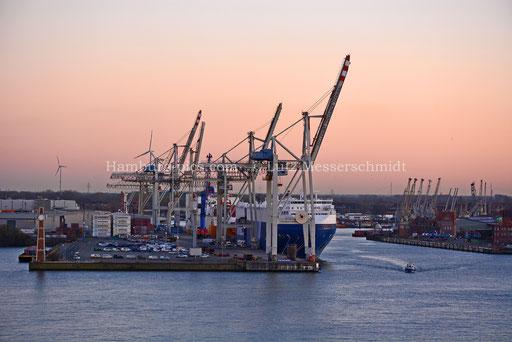 Hamburger Hafen - 118
