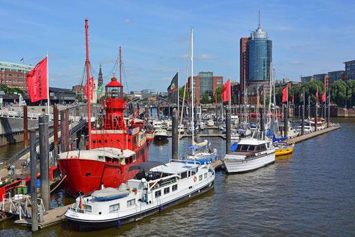 Hamburger Hafen - 152