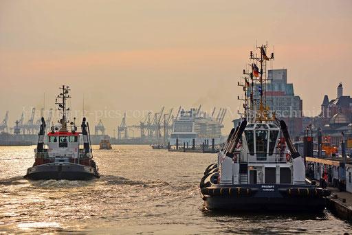 Hamburger Hafen - 52