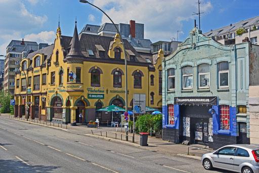 Fischerhaus am St. Pauli Fischmarkt
