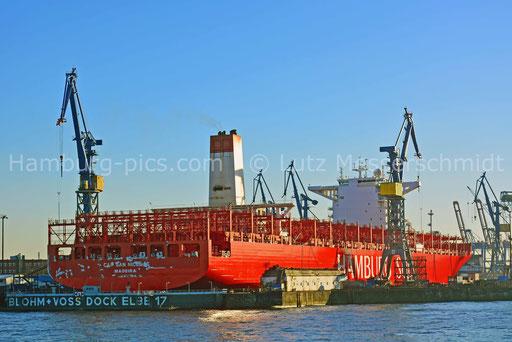Hamburger Hafen - 174