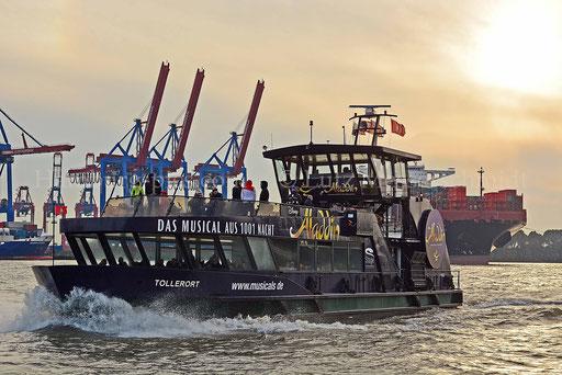 Hamburger Hafen - 77