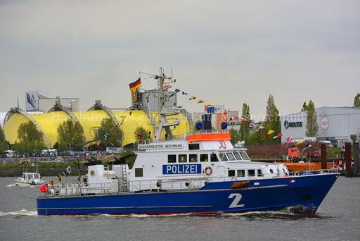Hamburger Hafen - 134
