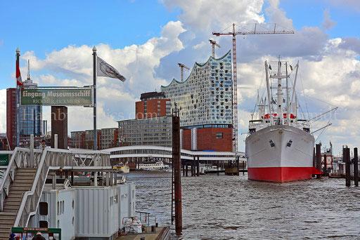 Hamburger Hafen - 56