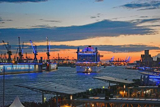 Hamburger Hafen - 164