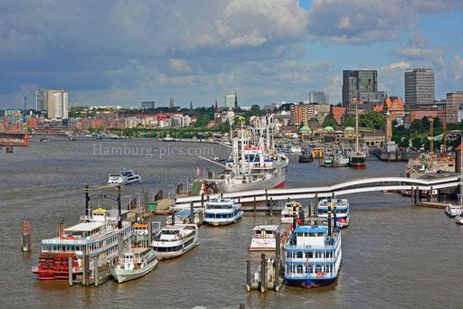 Hamburger Hafen - 136