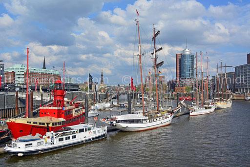 Hamburger Hafen - 185