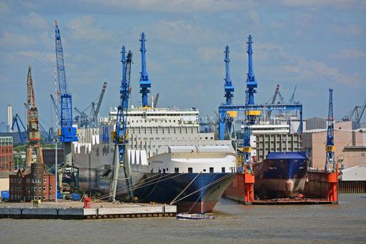Hamburger Hafen - 138
