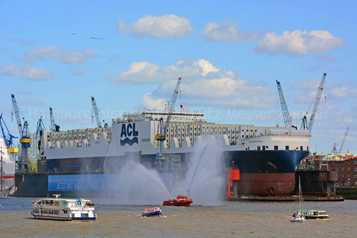 Hamburger Hafen - 214
