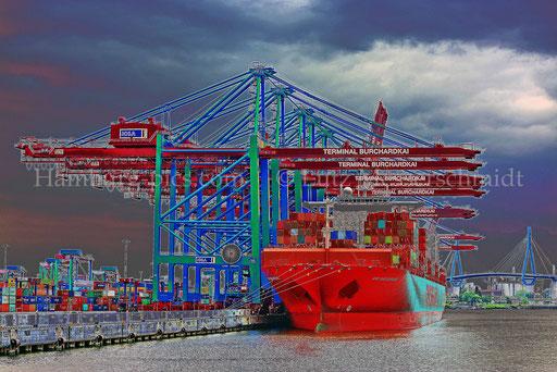 Hamburger Hafen - 60