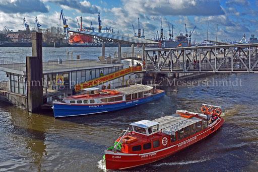 Hamburger Hafen - 1