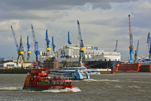 Hamburger Hafen - 124