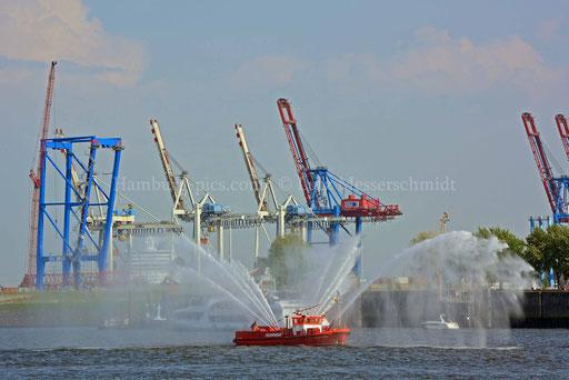Hamburger Hafen - 137
