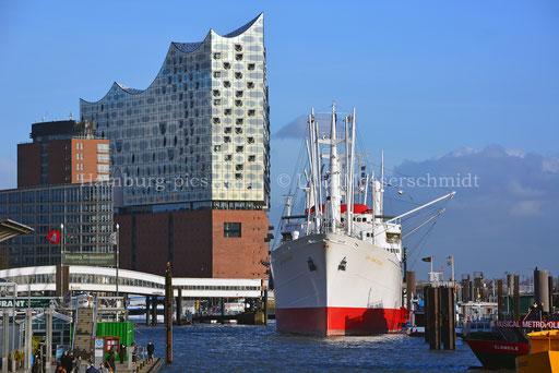 Hamburger Hafen - 122