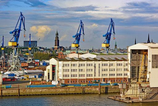 Hamburger Hafen - 147