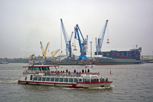Hamburger Hafen - 106