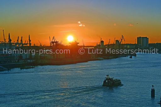 Hamburger Hafen - 182
