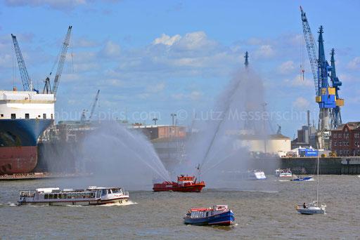 Hamburger Hafen - 199