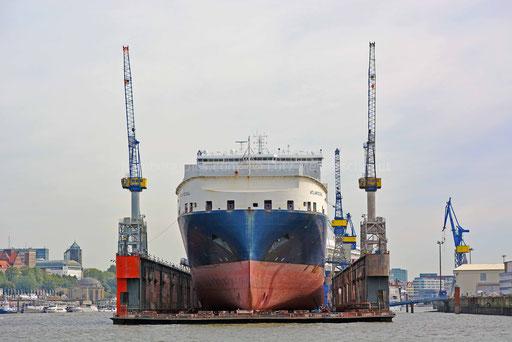 Hamburger Hafen - 220 (8ATLANTIC SAIL im DOCK 11)