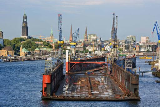 Hamburger Hafen - 153