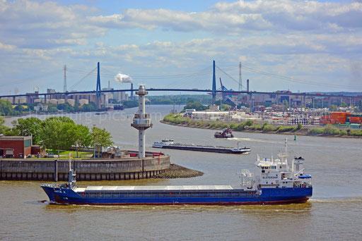 Hamburger Hafen - 218
