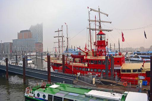 Hamburger Hafen - 198