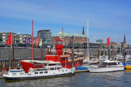 Hamburger Hafen - 144