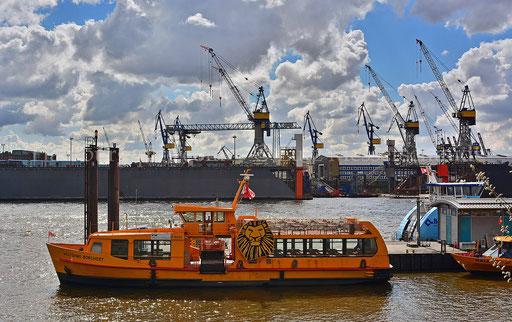 Hamburger Hafen - 54